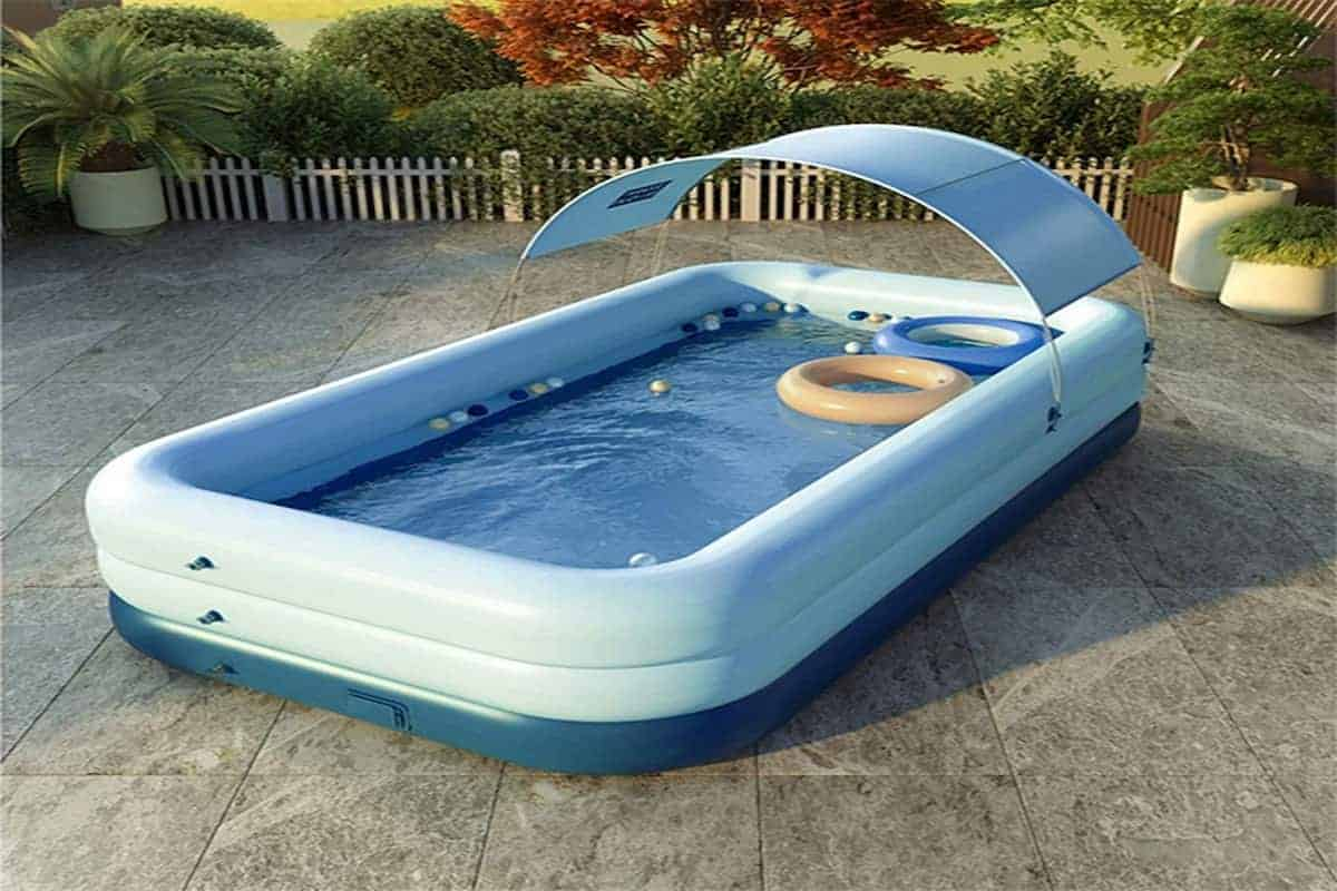 Pool Placement Paddling Pool Pro